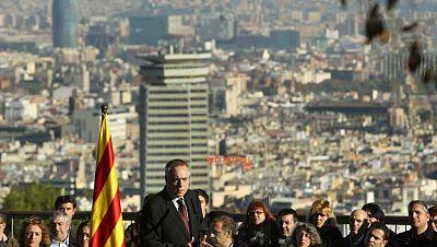 El Parlamento catalán abre su décima legislatura