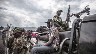 En el Congo, el grupo rebelde M23 se ha hecho con el control de la capital del país