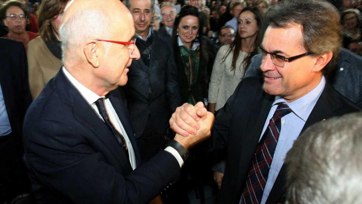 La FSC afirma que lo publicado sobre Artur Mas es radicalmente falso