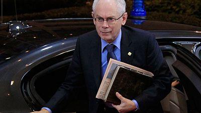 Van Rompuy redistribuye el recorte presupuestario para reducir su impacto en agricultura y cohesión