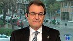 Los desayunos de TVE - Artur Mas, candidato de CiU a la presidencia de la Generalitat de Cataluña