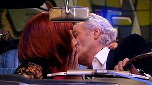 Stamos okupa2 - El beso de Mario y Lucía
