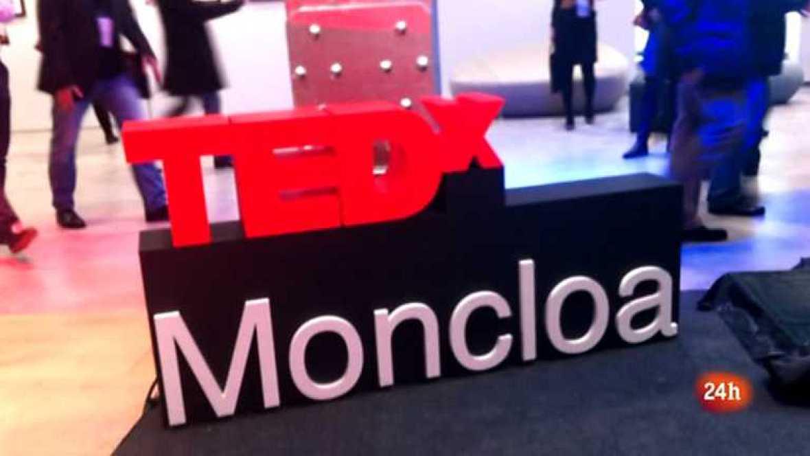 Cámara abierta 2.0 - TEDx Moncloa; Pigafe.com; la red social Esperanzae.com; José Mercé en 1minutoCOM - 24/11/12 - Ver ahora