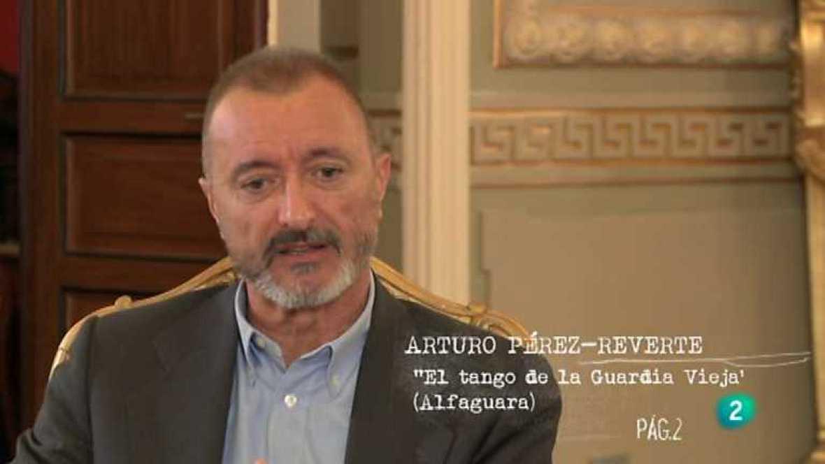 Página 2 - Arturo Pérez Reverte - Ver ahora