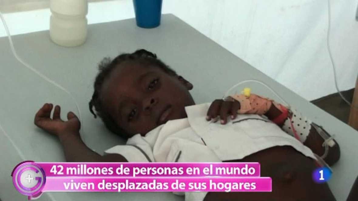 Más Gente - Antonio Pampliega nos muestra el sufrimiento de los niños en la guerra