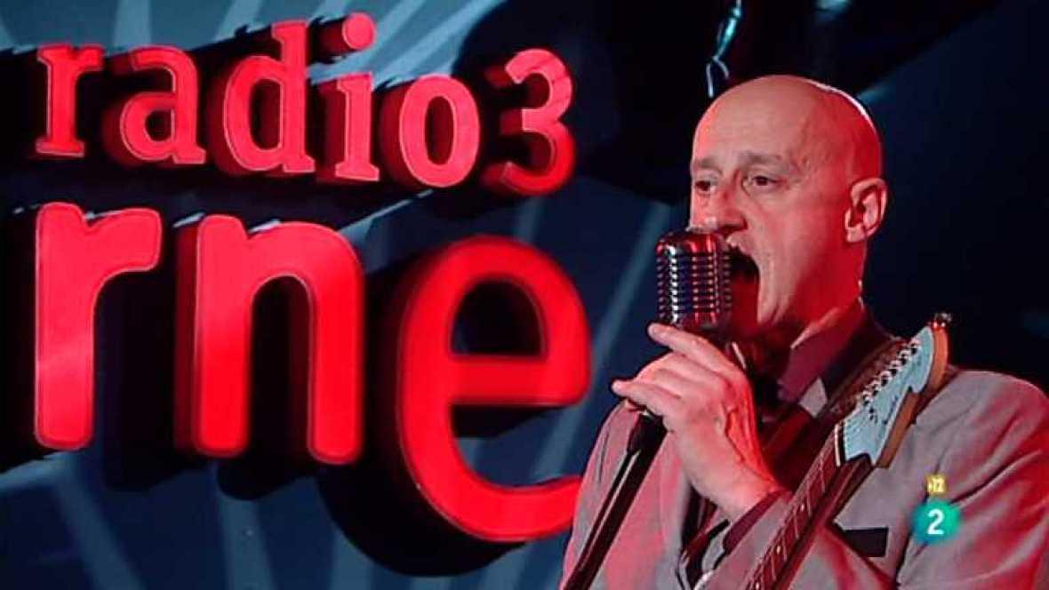 Los conciertos de Radio 3 - Jorge Ilegal y los Magníficos  - Ver ahora