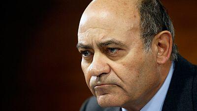 Díaz Ferrán, detenido por presunto delito de alzamiento de bienes