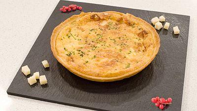 Saber cocinar - Truco - Tartas de cebolla y puerros