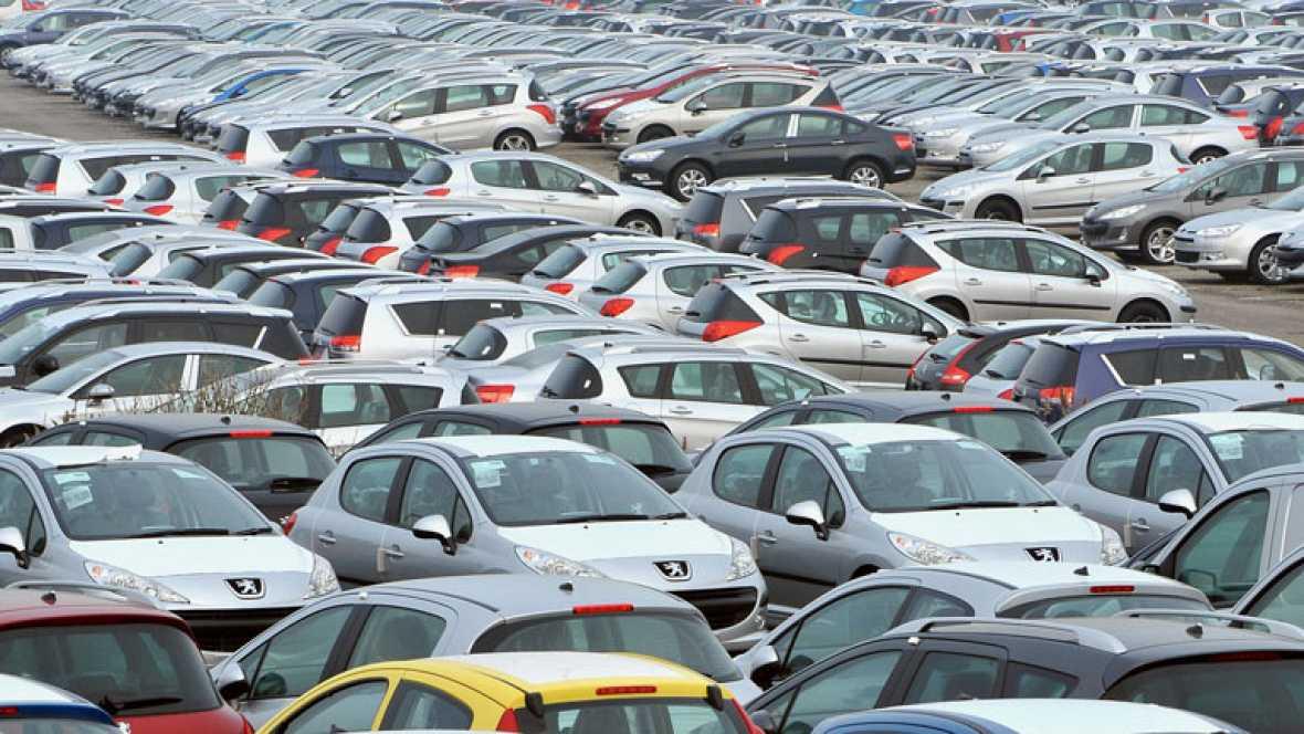 Durante el mes de noviembre se matricularon algo más de 48.000 vehículos
