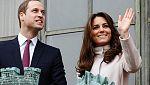 Los duques de Cambridge esperan su primer hijo