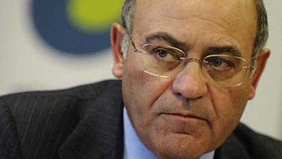 El expresidente de la CEOE, Díaz Ferrán, detenido por presunto delito de alzamiento de bienes