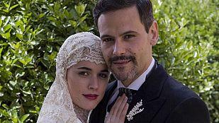 La señora - La boda de Gonzalo y Victoria
