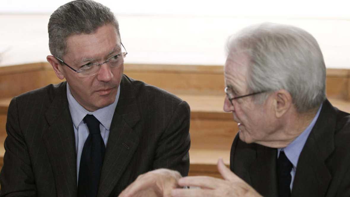 Paro en las sedes judiciales españolas