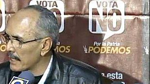 Triunfa el NO en el referendum constitucional propuesto por Chávez en Venezuela