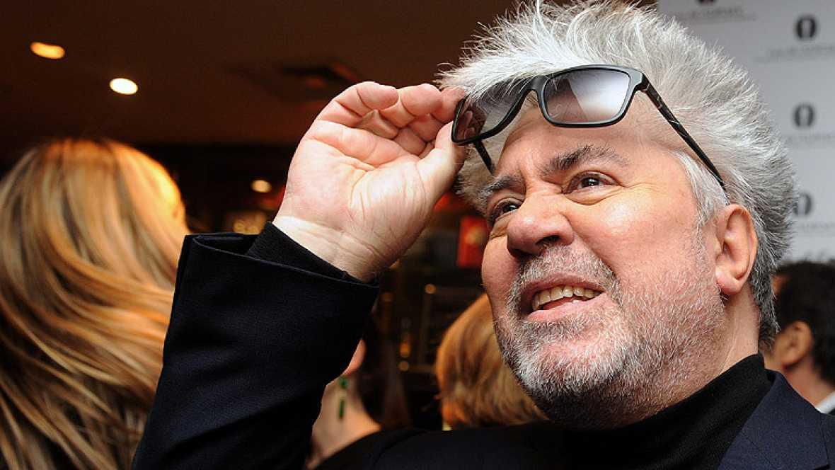 Pedro Almodóvar viaja a Londres para recibir un homenaje de la Academia de Hollywood