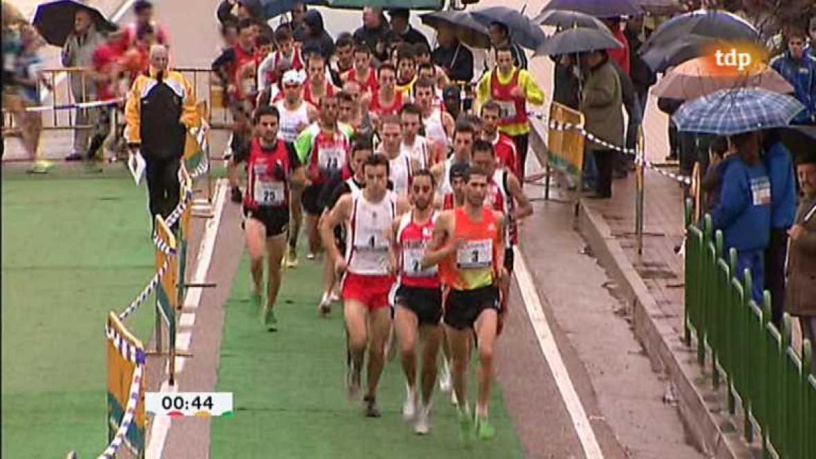 Atletismo - Cross Internacional Venta de Baños - Carrera masculina - Ver ahora