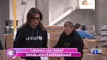 Más Gente - Nieves Álvarez te invita a sumarte al Regalo Azul de Unicef