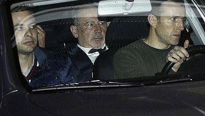 Rato declara como imputado en el caso Bankia