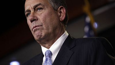 Los republicanos retiran su plan para evitar el 'abismo fiscal' ante la falta de apoyos