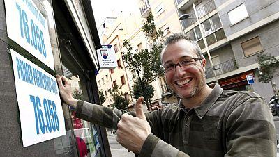 El Gordo ha salpicado a casi toda España, prácticamente décimo a décimo