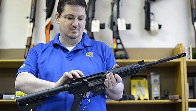 Continúa el debate sobre el control de armas en EE.UU. tras Newtown