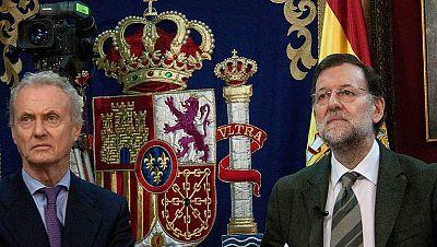 Mensaje de Rajoy a las tropas