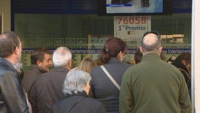 El Gordo de Navidad impulsa la compra de boletos para la lotería de El Niño, que no estará libre de impuestos por primera vez