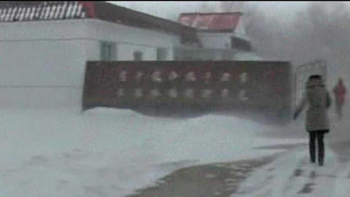 [VIDEO] Decenas de muertos y destrozos en China por un tornado