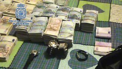 49 detenidos en una operación contra el narcotráfico