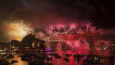 Nueva Zelanda o Australia ya están celebrando la entrada del nuevo año