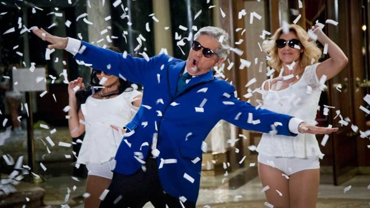 Especial Nochevieja 2012 - Hotel 13 estrellas 12 uvas - España style - ver vídeo