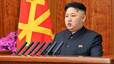 El dirigente norcoreano Kim Jong-un pide aliviar las tensiones con su enemiga Corea del Sur