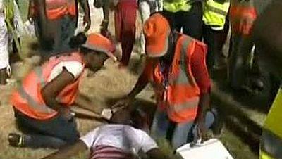 Una nueva avalacha deja una docena de muertos en Angola