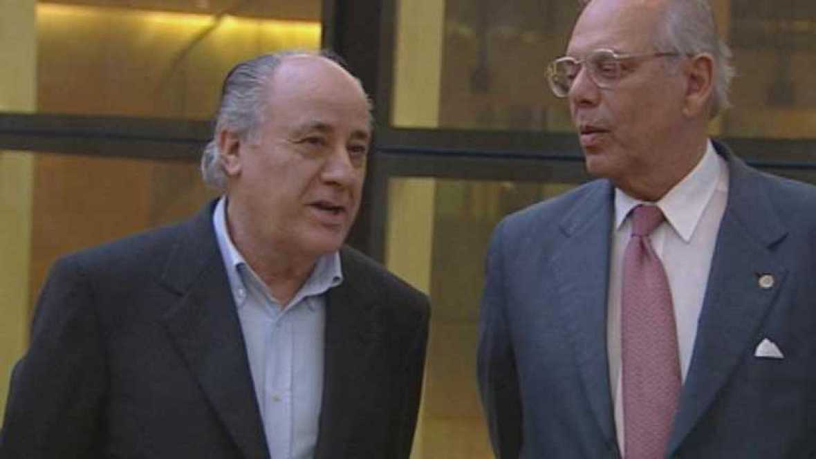 Según Bloomberg, Amancio Ortega, el dueño de Inditex amasa una fortuna superior a los 43.000 millones de euros