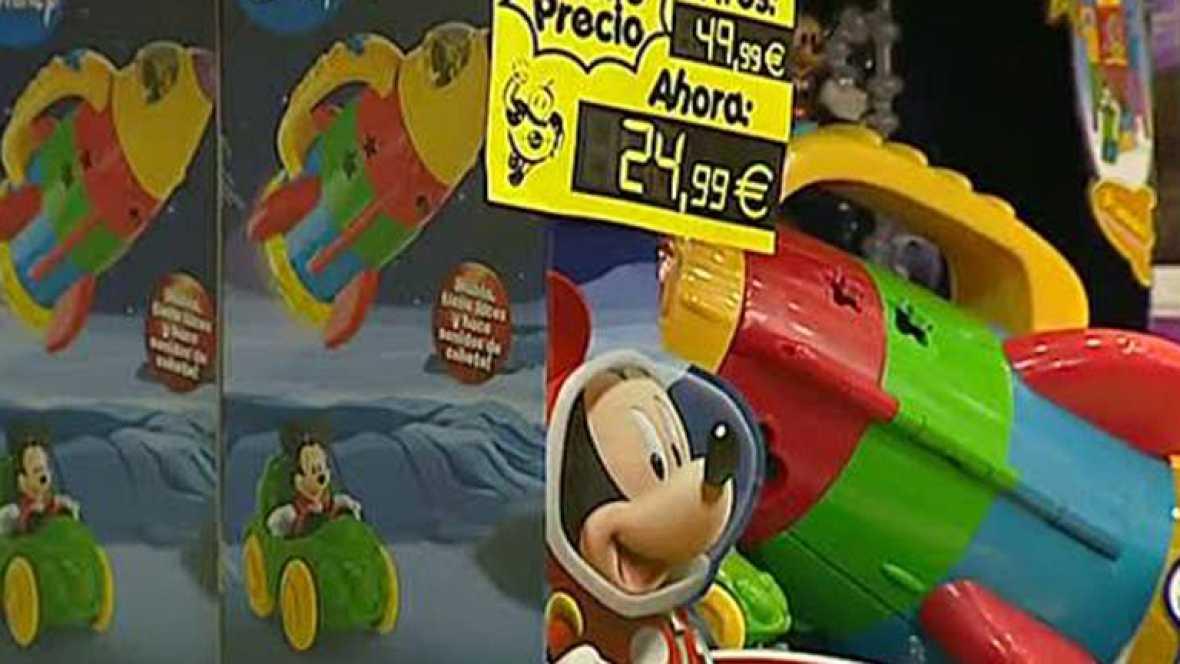 Aumenta la compra de juguetes solidarios en época de crisis