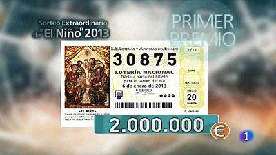 Lotería del Niño 2013 - ver ahora
