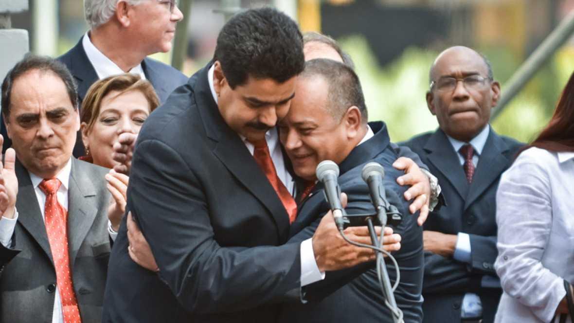 Faltan cinco días para la toma de posesión del Presidente en Venezuela