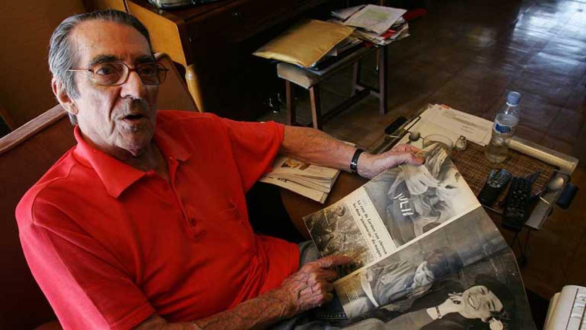 Fallece el reportero Enrique Meneses