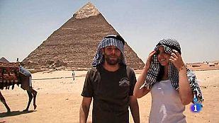 Buscamundos - Egipto