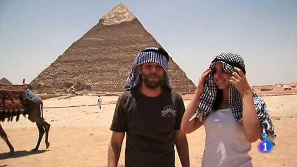 Buscamundos - Egipto - ver ahora