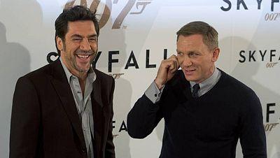 Javier Bardem, nominado por 'Skyfall' en unos Bafta con 'Lincoln' como favorita