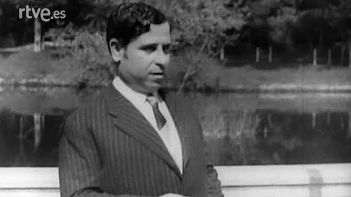 Ramón Gómez de la Serna en 'Los libros' (1977)