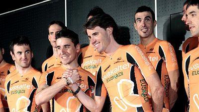 Euskaltel Euskadi presenta sus poderes para 2013