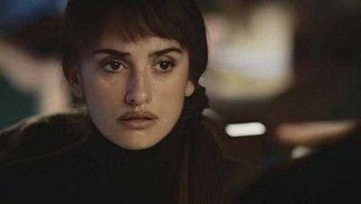 Penélope Cruz presenta su nueva película ¿Volver a Nacer¿