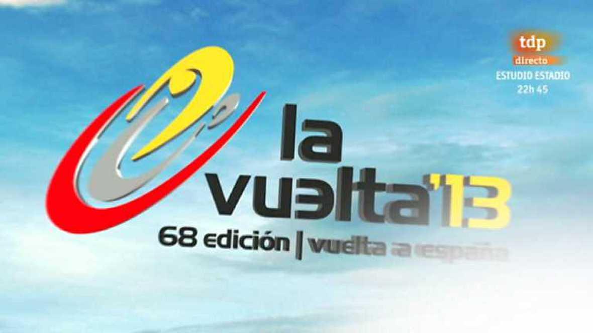 Ciclismo - Presentación de la Vuelta ciclista a España 2013 - ver ahora