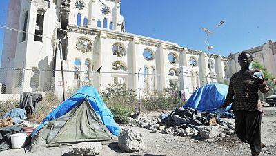 Haití sigue dependiendo de la ayuda de las ONG tres años después del terremoto