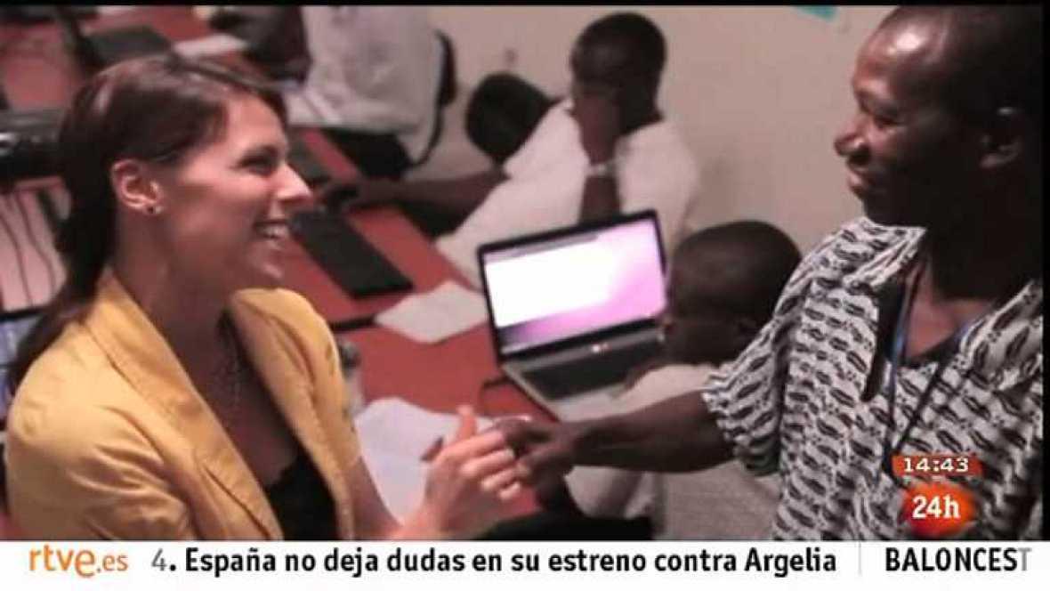 Cámara abierta 2.0 - Ushahidi, mapas contra la corrupción; el blog Pepas y Pepes 3.0 y la cineasta Inés París en 1minutoCOM - 12/01/13 - Ver ahora