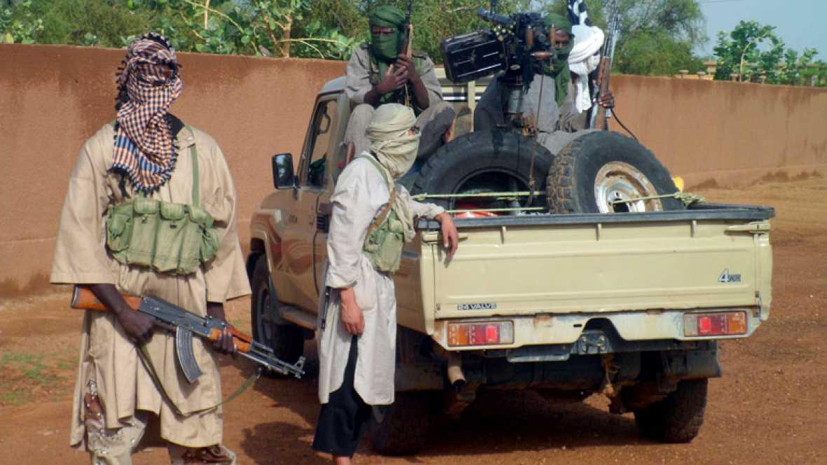 Los islamistas de Mali toman el control de la céntrica ciudad de Diabali