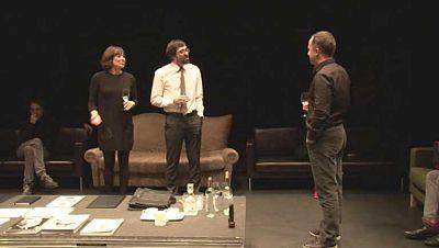 """La obra de Woody Allen """"Maridos y mujeres"""" se sube al escenario de teatro"""