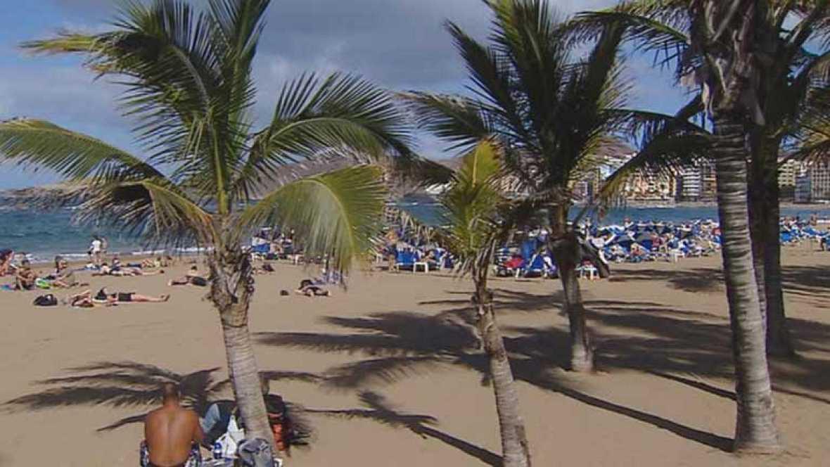 España recibe en 2012 casi 58 millones de turistas internacionales